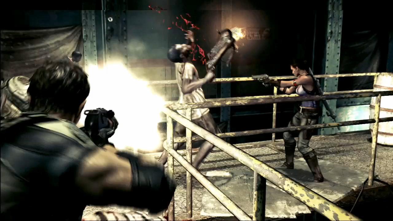 Resident Evil 5-2