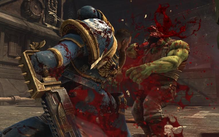 Warhammer Headshot