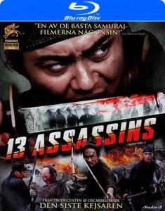 13 Assassins BD