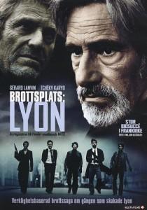 Brottsplats Lyon DVD