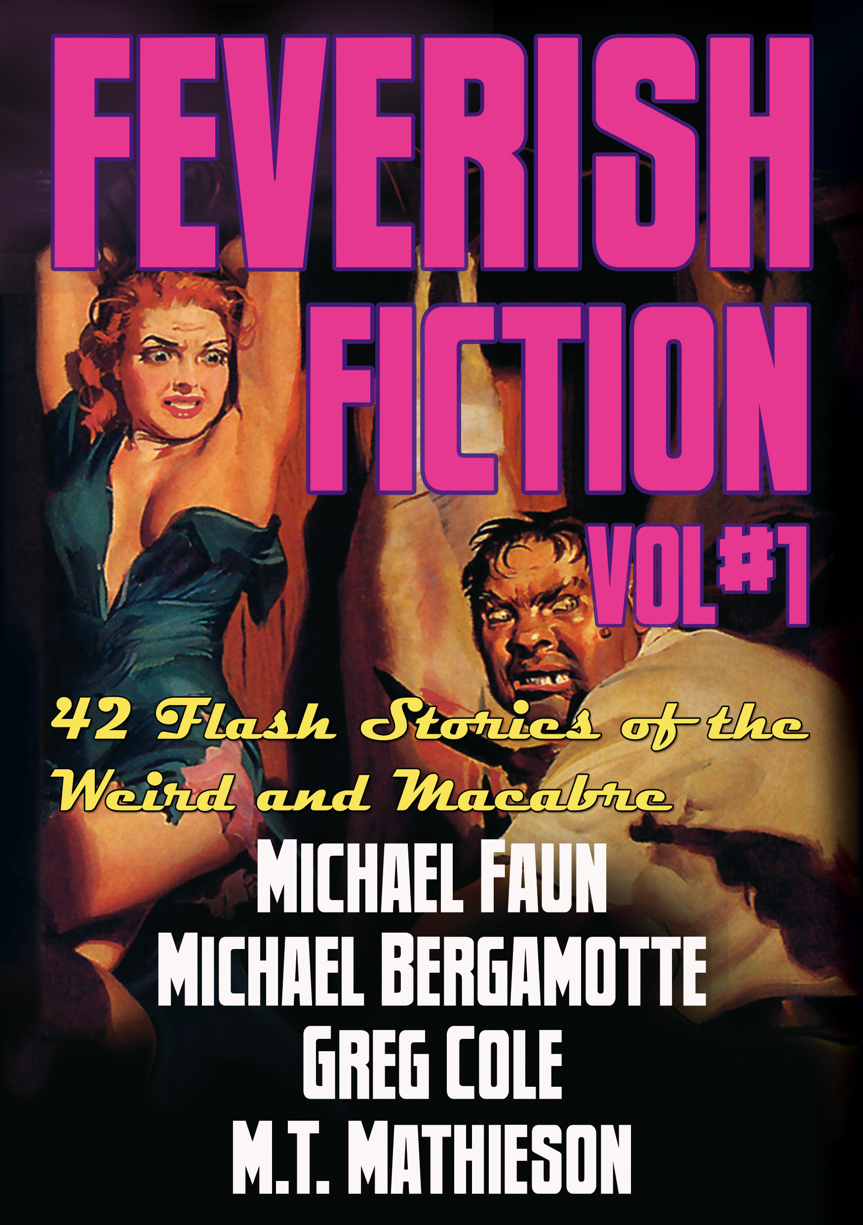 Feverish Fiction 2012