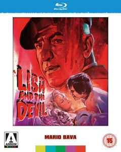 Lisa and the Devil Arrow Films Blu-ray