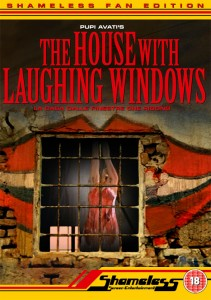 The House with Laughing Windows DVD