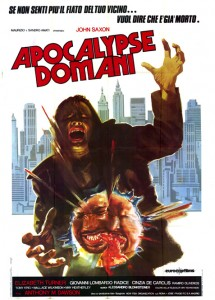 Cannibal Apocalypse DVD