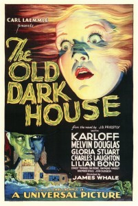 the old dark house movie poster 1