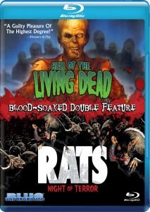 Blue Underground Hell of & Rats