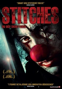 Stitches DVD cover Njuta