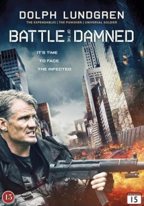 Battle of the Damned DVD