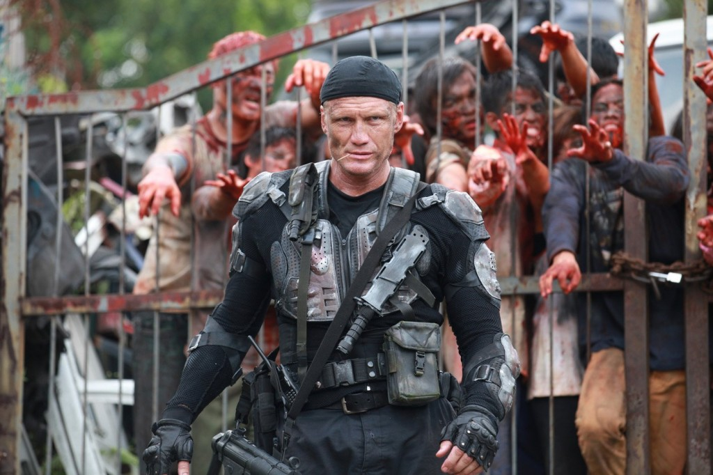 Zombies vs Dolph Lundgren
