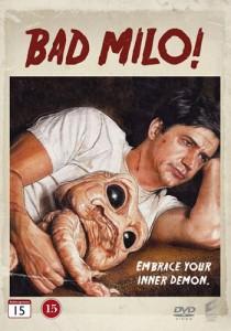 Bad Milo DVD