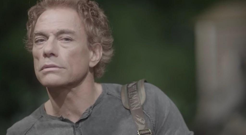 Van Damme som hejdlöst underhållande skurk, komplett med miljöaktivistiska tendenser och en frisyr från helvetet.