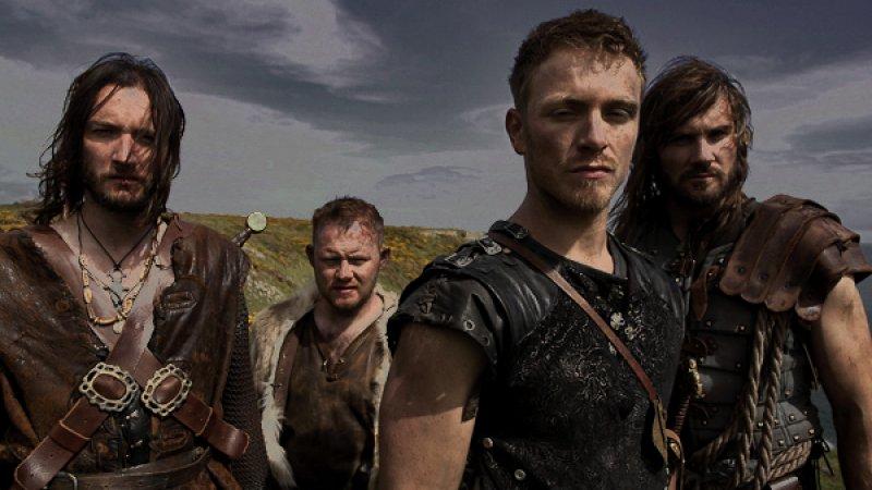 Steinar och hans vikingahomies