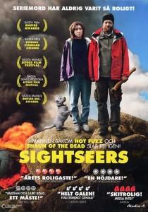 sightseers - dvd