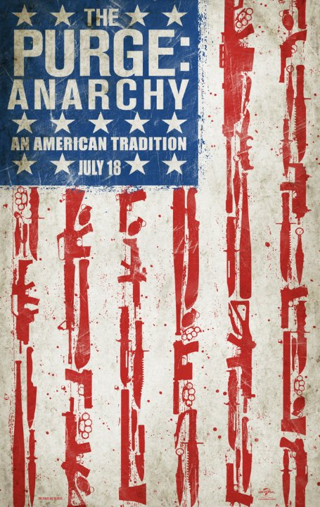Purge Anarchy 2014