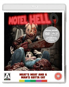 Motel Hell blu-ray Arrow Films