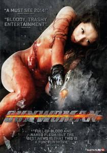Gun Woman DVD