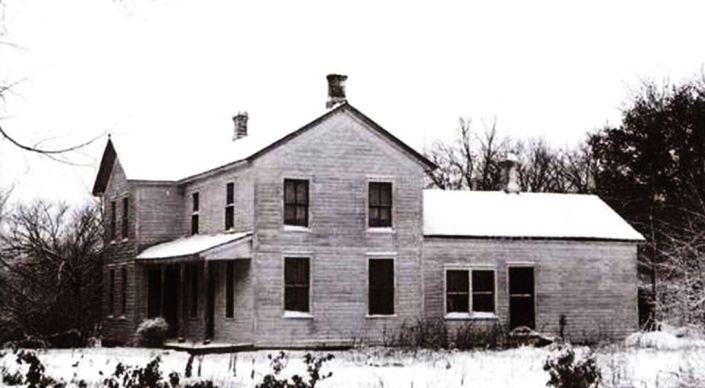 Ed Geins farm
