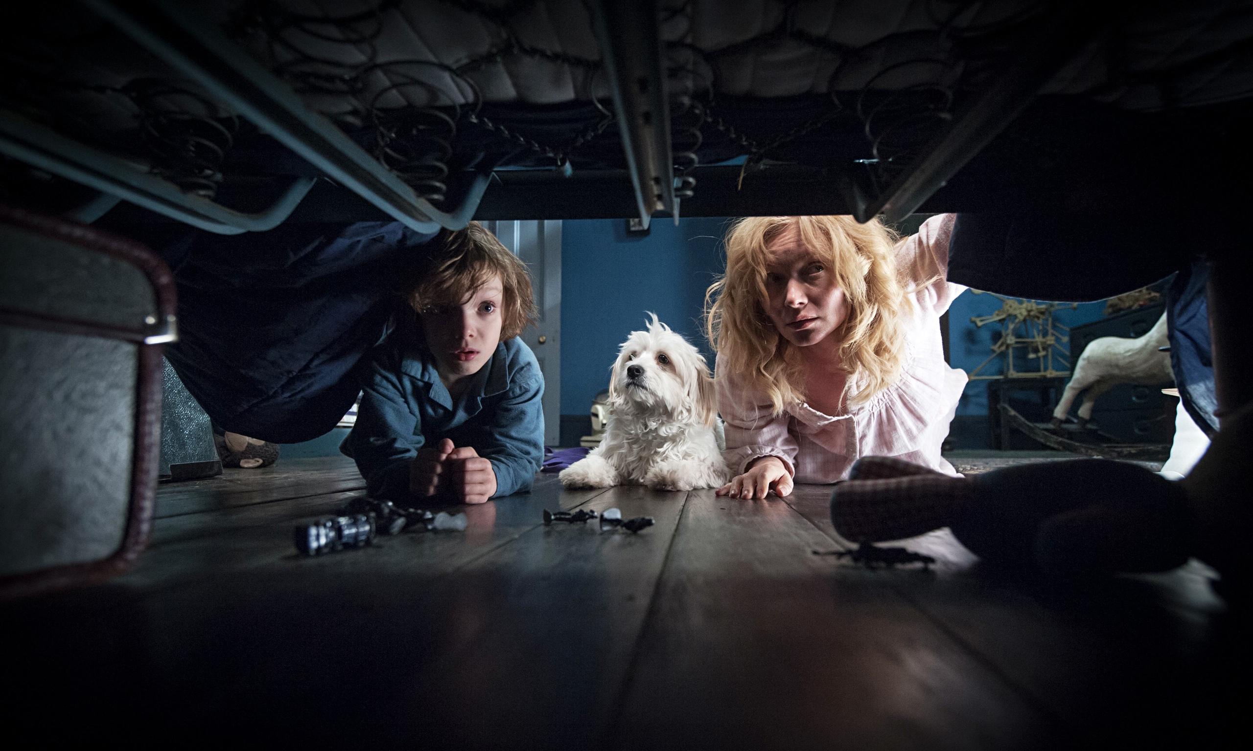 Det finns inga monster under sängen. Eller?