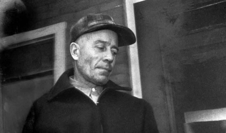 """Edward Theodore """"Ed"""" Gein, 1906 - 1984."""