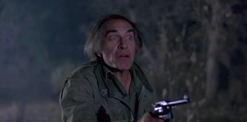 Veteranen Martin Landau ger precis som Jack Palance välbehövlig tyngd till en förövrigt rätt tunn historia