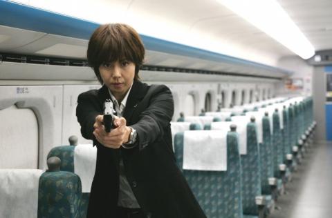 "Nanako Matsushima som snut i ""Shield of Straw"""