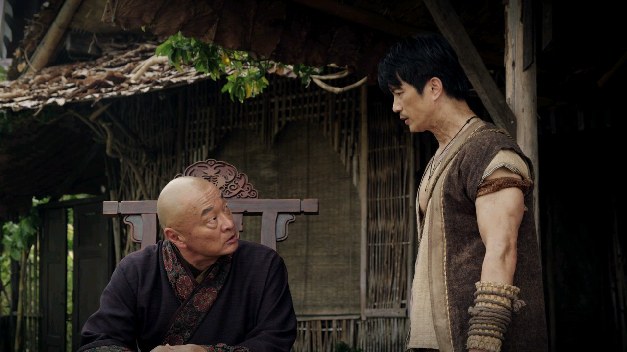 Cary-Hiroyuki Tagawa och Dustin Nguyen