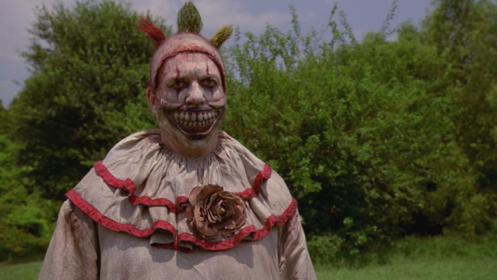 Twisty The Clown är utan tvekan en otäck jäkel.