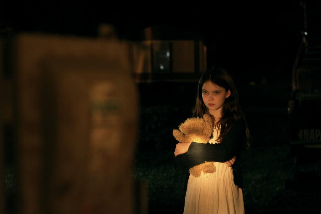 June (Kennedy Brice) kanske ser oskyldig ut, men i henne vilar... ja ni förstår nog hur allt utvecklas.
