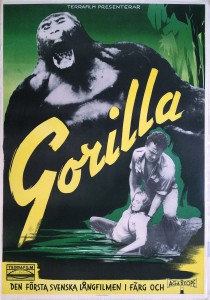 Bio-affischen utlovade ett riktigt djungelraffel...