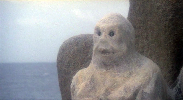 """Den här killen och en hel del annat tokeri hittar du i Lucio Fulcis """"Conquest"""" från 1983."""