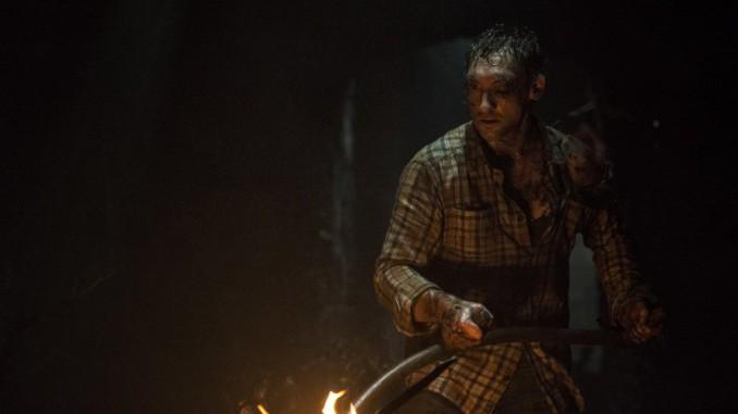 Joseph Mawle spelar till vardags Benjen Stark i Game of Thrones.