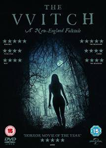 The Witch DVD