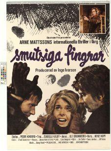 Smutsiga fingrar (1973) Filmografinr 1973/01