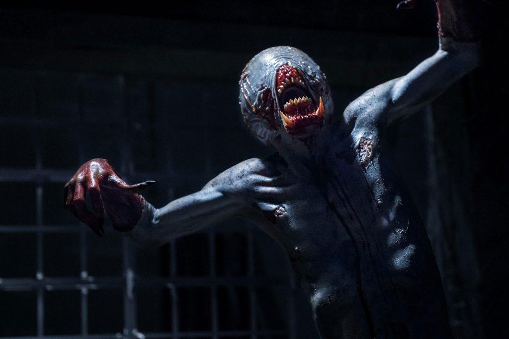 Seriens demoner kommer i alla helvetets former.