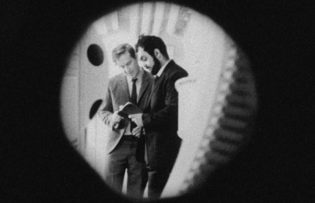 En rolig liten detalj, Matt Johnson i samtal med Stanley Kubrick.