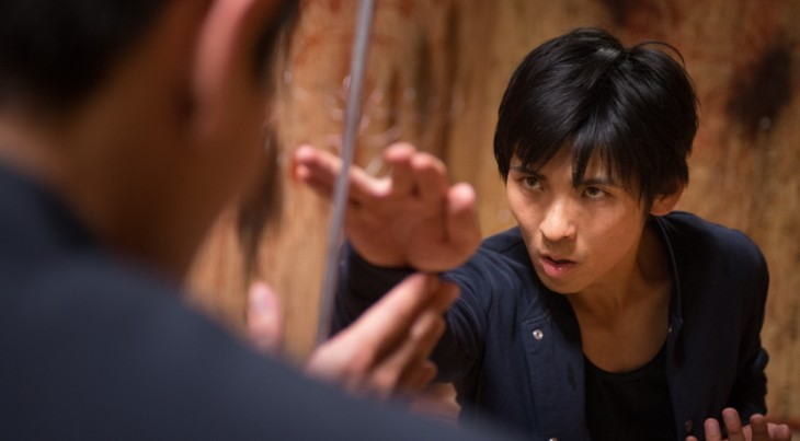 Hayate kan förvisso slåss, men inte ens det kan rädda Karate Kill.