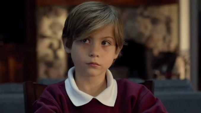 Jacob Tremblay i rollen som den ganska speciella pojken Cody.