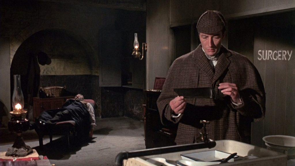 John Neville - en lagom torr Sherlock Holmes