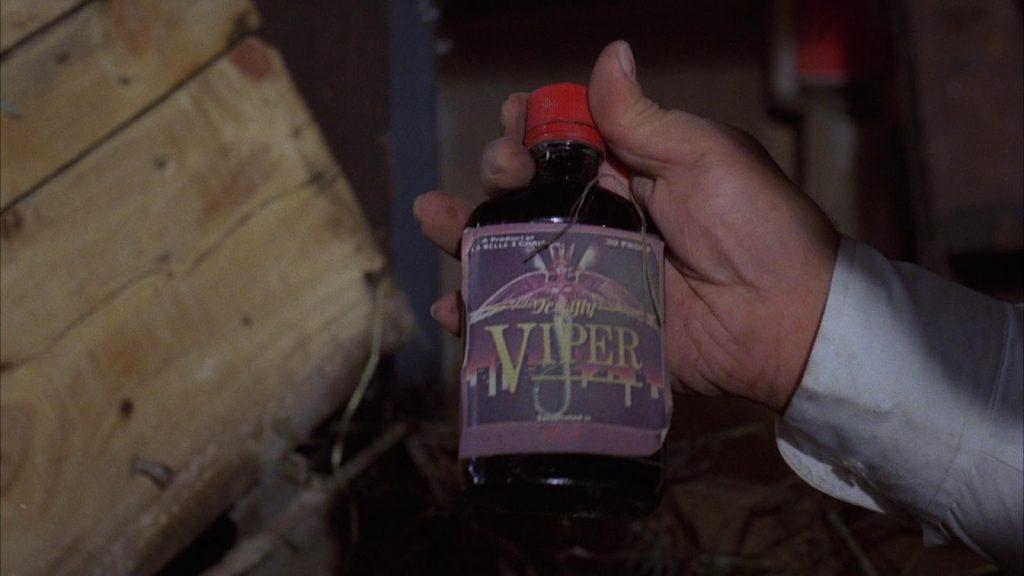 En klunk Tenafy Viper kanske vore gott?