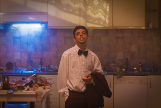 Visst blir det åka av för unge Nico (Javier Bódalos) , men inte på det sätt han hoppats på.