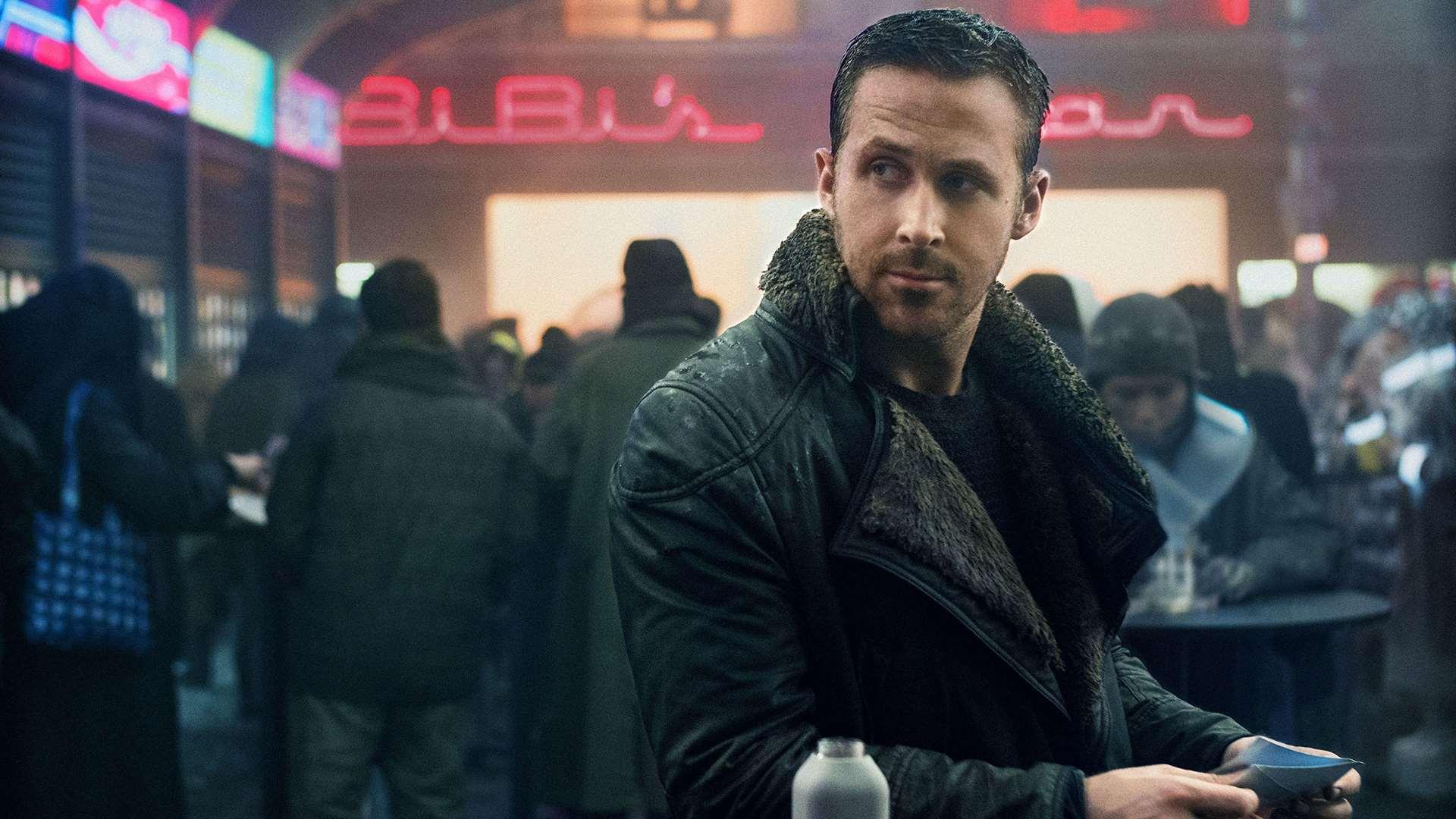 Gosling har mantlat rollen som replikantjägare