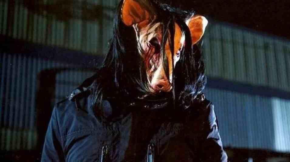 Vem döljer sig denna gång bakom grismasken?