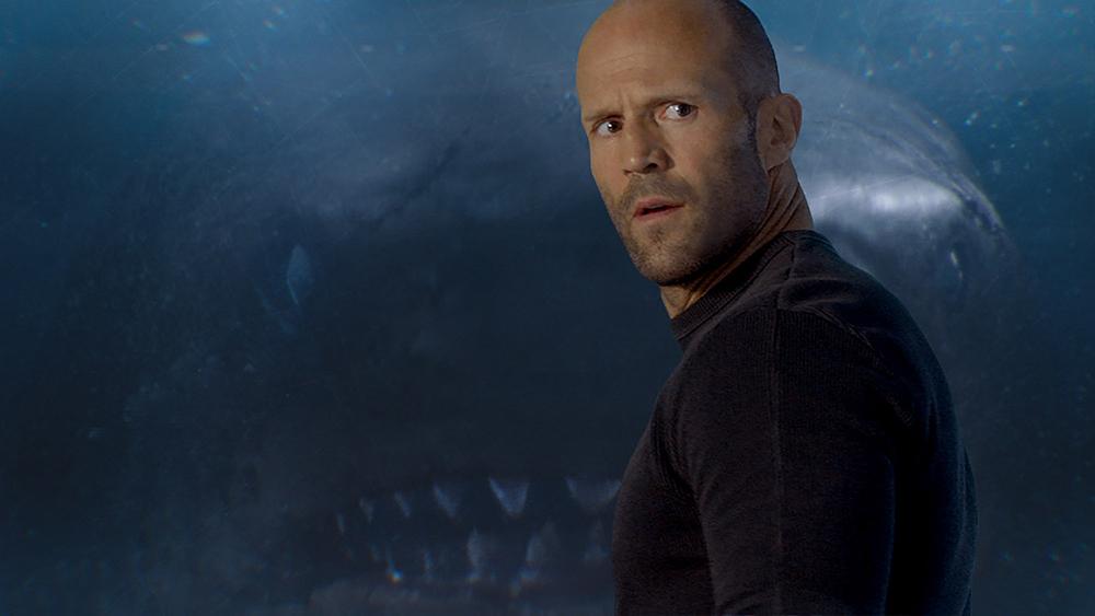 Vadå stor fisk, jag hajar inte?