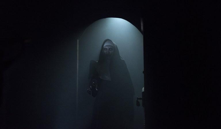 Där var hon igen - den envisa nunnan