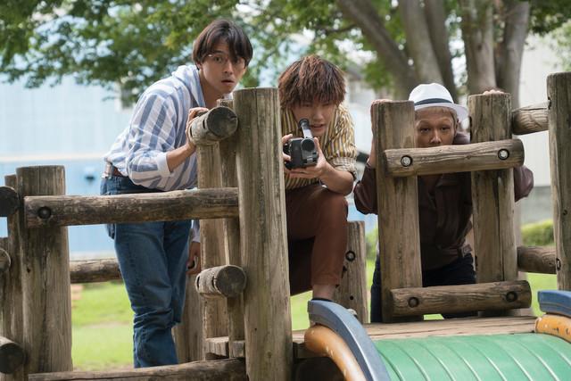Japansk voyeurism på hög nivå