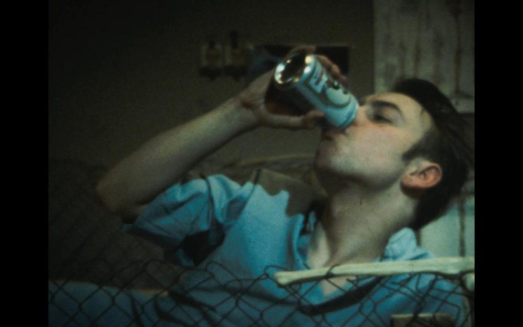 Bernd Daktari Lorenz som filmens protagonist Rob