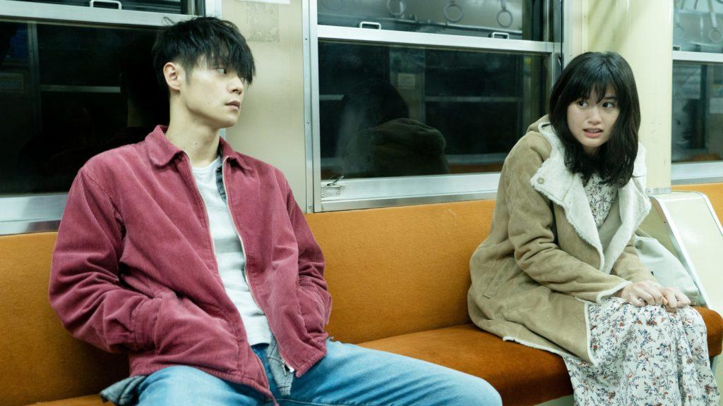 Leo (Masataka Kubota) och Monica (Sakurako Konishi)