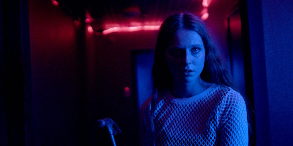 """En av huvudrollerna spelas av Isabelle Grill som känns igen från Ari Asters """"Midsommar"""""""